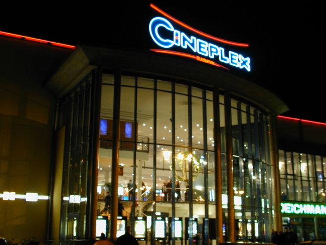 Cineplex Arcaden